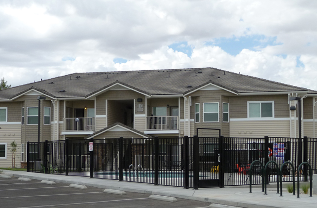 Victorville Apartments Rodeo Drive Meadows Affordable